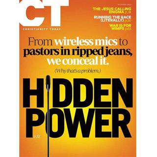 Christianity Today Magazine One Year Subscription
