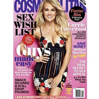 Cosmopolitan Magazine 4 Year Subscription