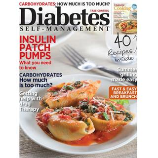 Diabetes Self-Management Magazine Two Year Subscription