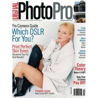 Digital Photo Pro Magazine Two Year Subscription