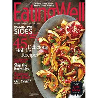 EatingWell Magazine Four Year Subscription
