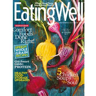 EatingWell Digital Magazine One Year Digital Subscription