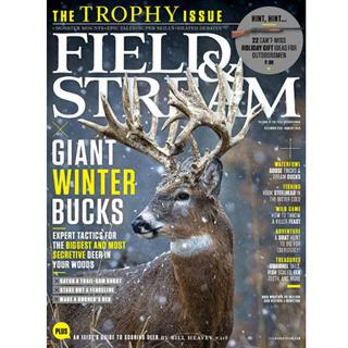 Field and Stream Magazine Three Year Subscription