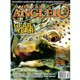 American Angler Magazine Three Year Subscription