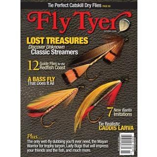 Fly Tyer Magazine Two Year Subscription