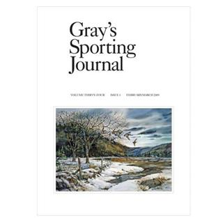 Gray's Sporting Journal Magazine Two Year Subscription