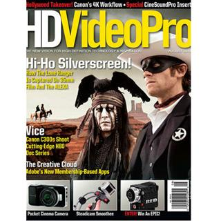 HDVideo Pro Magazine Two Year Subscription