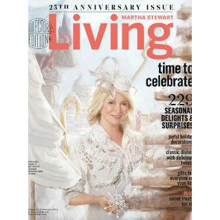 Martha Stewart Living Magazine Four Year Subscription
