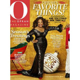 O, The Oprah Magazine Three Year Subscription