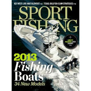 Sport Fishing Three Year Magazine Subscription