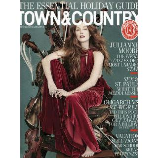 Town & Country Four Year Magazine Subscription