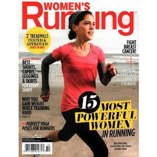 Women's Running Four Year Magazine Subscription