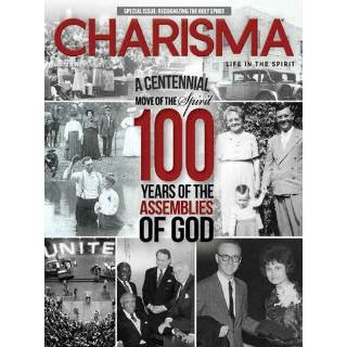 Charisma Magazine Two Year Subscription