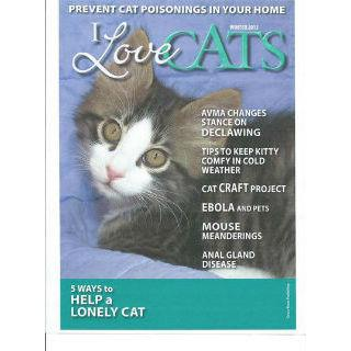I Love Cats Magazine One Year Digital Subscription