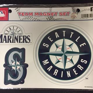 Seattle Mariners - Magnet Set