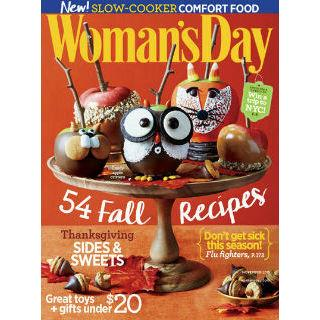 Woman's Day Magazine Three Year Subscription