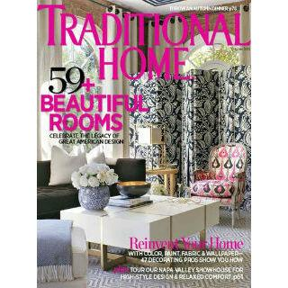 Traditional Home Magazine Three Year Digital Subscription