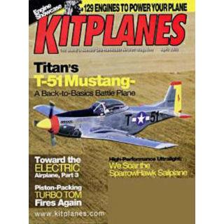 Kit Planes Magazine Two Year Subscription