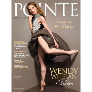 Pointe Magazine Two Year Subscription