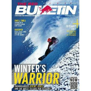 Red Bulletin Magazine Two Year Subscription