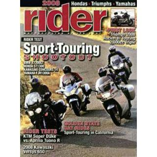 Rider Magazine Two Year Subscription