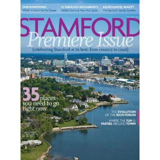 Stamford Magazine One Year Subscription