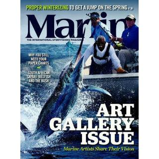 Marlin Magazine Three Year Subscription