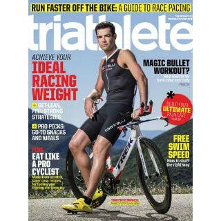 Triathlete Magazine Four Year Subscription