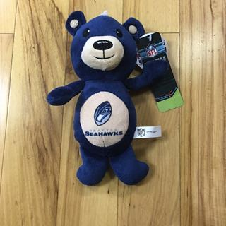 Seattle Seahawks Plush Bear