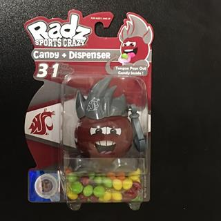 RADZ Sports Crazy 3 in 1 Toy, Candy, and App
