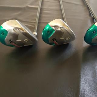 Hybrid Golf Clubs 3,4,5 by Warrior