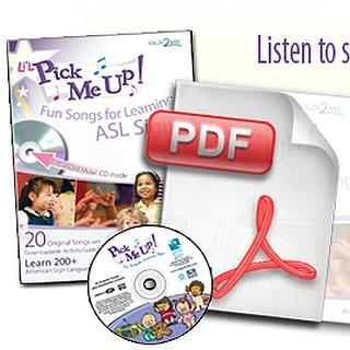 The Printable Activity Guidebook PDF