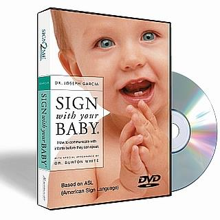 Sign with Your Baby - ASL Baby Sign Language Training DVD