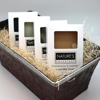 Soap Lovers Gift Basket
