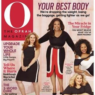 O The Oprah Magazine (48 Issues)