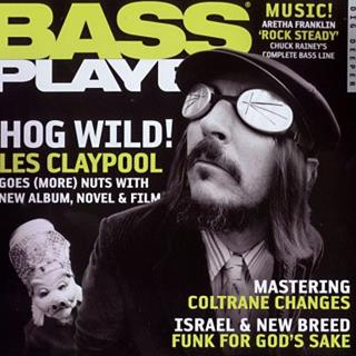 Bass Player Magazine (48 Issues)