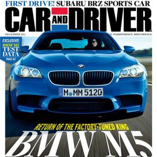 Car and Driver Magazine (48 Issues)