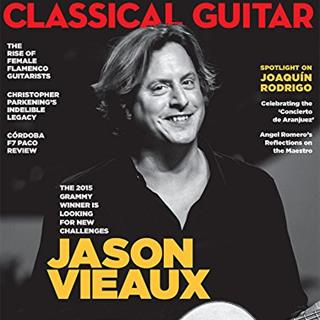 Classical Guitar (16 issues)