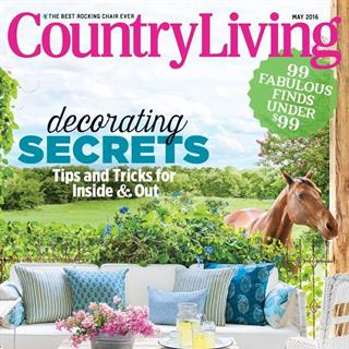 Country Living (40 issues)
