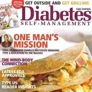 Diabetes Self Management (24 issues)