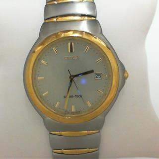 Citizen AP8124-53P Mens Watch Two Tone #505-4