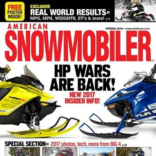American Snowmobiler(24 Issues)