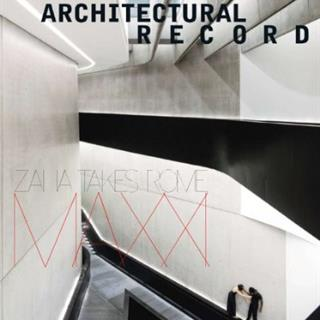 Architectural Record (24 Issues)