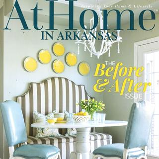 At Home in Arkansas (44 Issues)