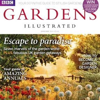 BBC Gardens Illustrated (13 issues