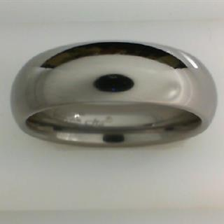 Men's 6mm Polished Tungsten band #550-4