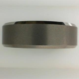 Men's 7mm Tungsten Band with Satin Finish #550-3
