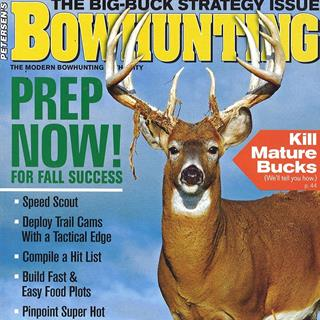 Bowhunting (10 issues)