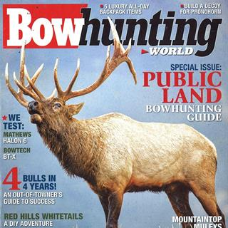 Bowhunting World (36 issues)