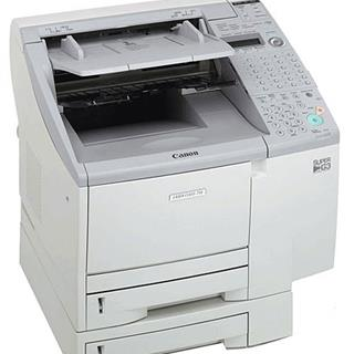 Canon LCi Fax with 2 Trays